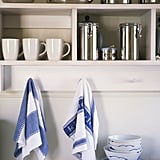 Allow Kitchen Towels to Air-Dry