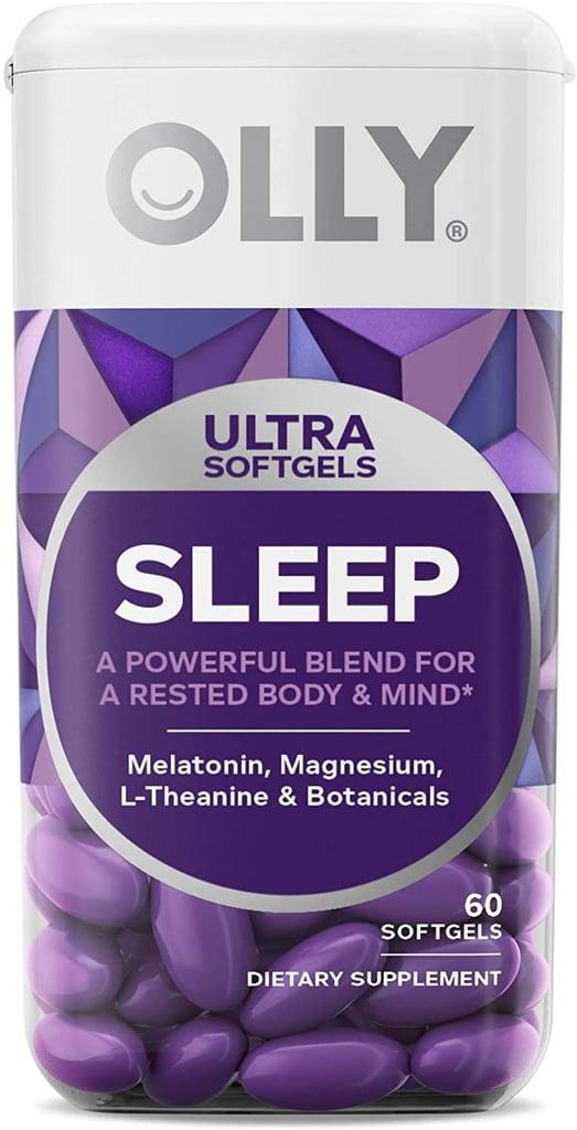 OLLY Ultra Sleep Softgels