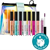 Sephora Collection Bright Delights Lip Gloss and Pouch Set ($66)