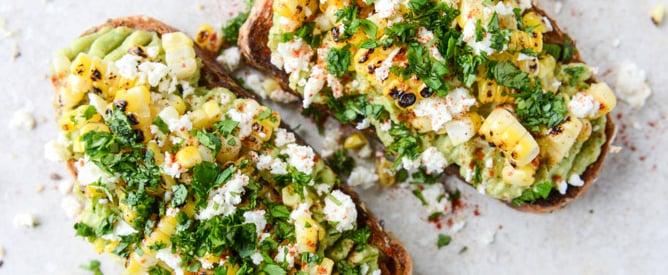 Unique Avocado Toast Recipes