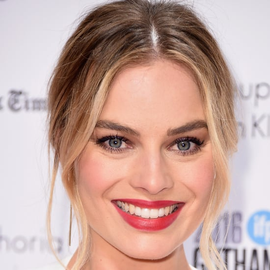 Margot Robbie's Effortless Hair and Makeup 2016