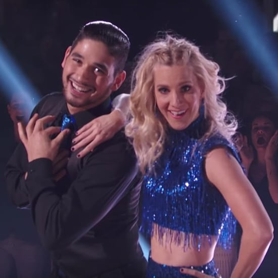 Heather Morris Jive on Dancing With the Stars Video