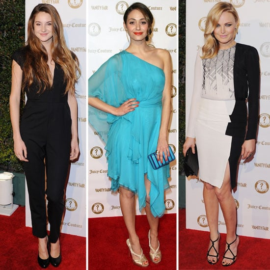 """Celebs Step Out in Style at Vanity Fair's """"Vanities"""" Party"""