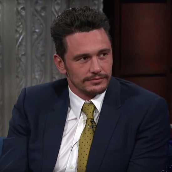 James Franco Talking About Sexual Harassment Allegations