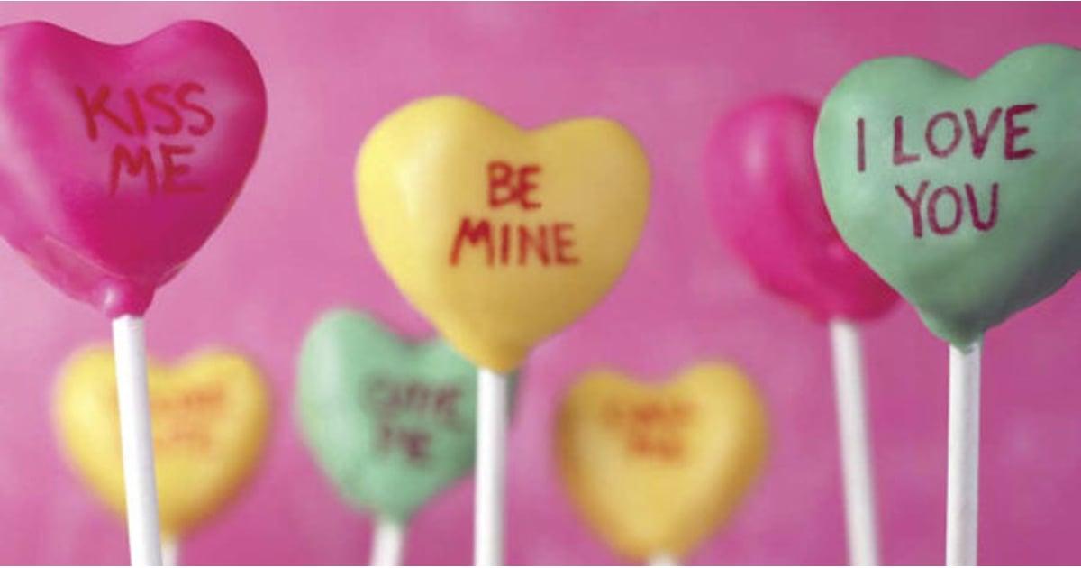 Valentine\'s Day Cake Pops | POPSUGAR Moms