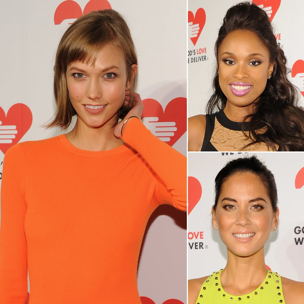 Stars Step Out to Support a Good Cause