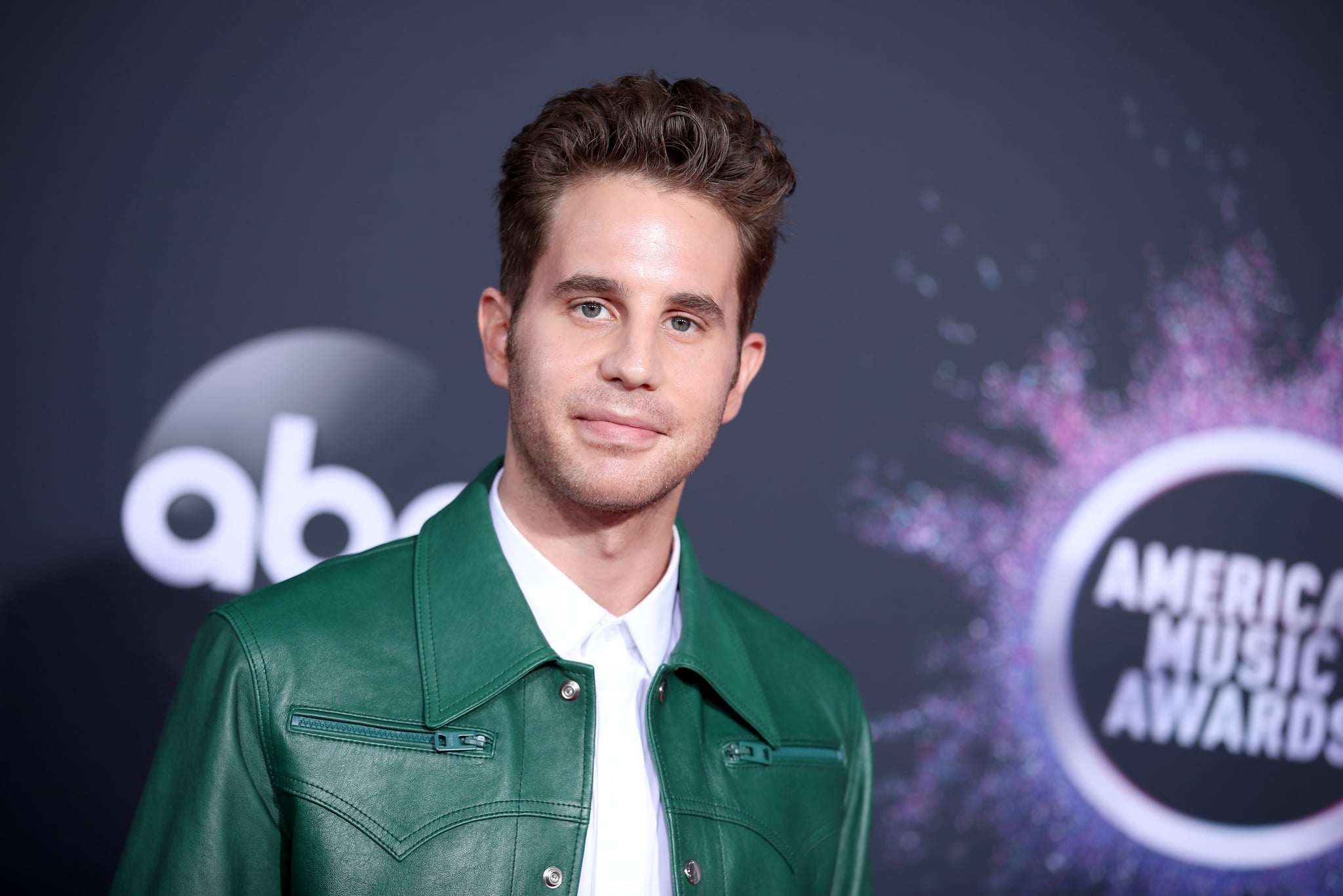 LOS ANGELES, CALIFORNIA - NOVEMBER 24: Ben Platt attends the 2019 American Music Awards at Microsoft Theatre on November 24, 2019 in Los Angeles, California. (Photo by Rich Fury/Getty Images)
