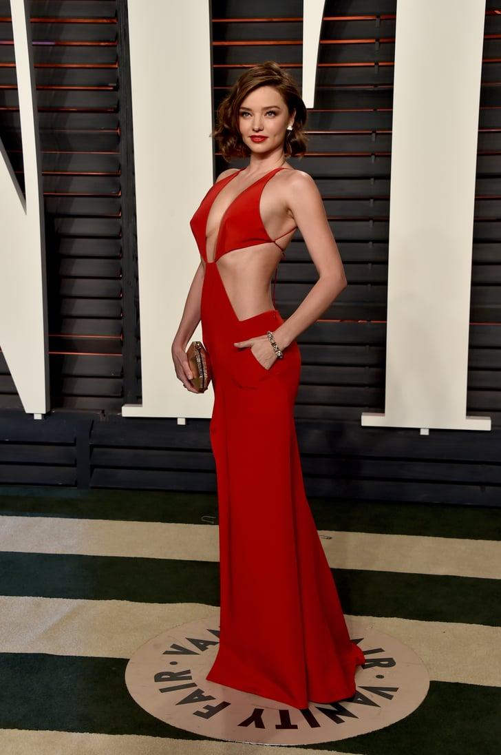 Miranda Kerr | Oscars After-Party Dresses 2016