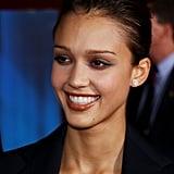 2001: Jessica Alba