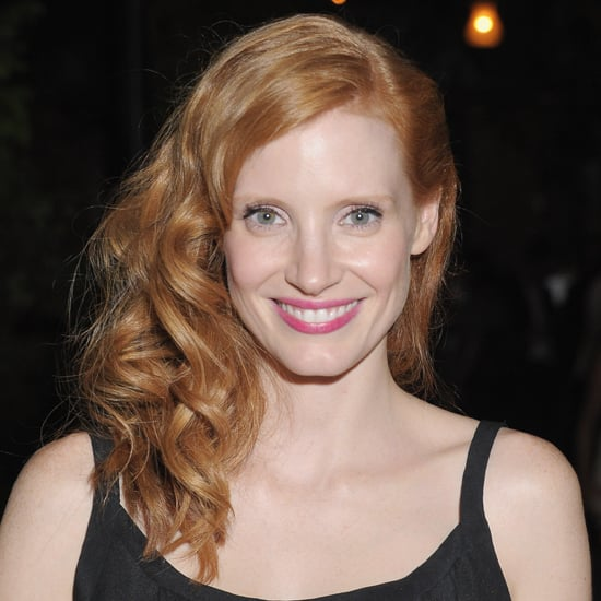 How to Get Jessica Chastain's Wavy Hair