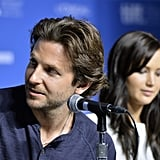 Jennifer Lawrence and Bradley Cooper promoted Silver Linings Playbook.