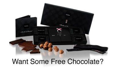 Hotel Chocolat Gives Away Valentine's Day Chocolate