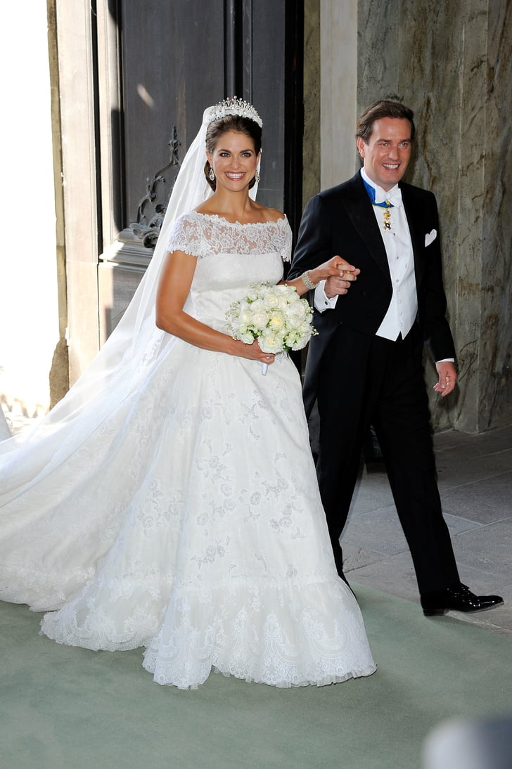 Princess madeleine of sweden 2013 21 breathtaking for Swedish wedding dress designer