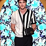 Jacob Elordi at Fendi's Solar Dream Launch in NYC
