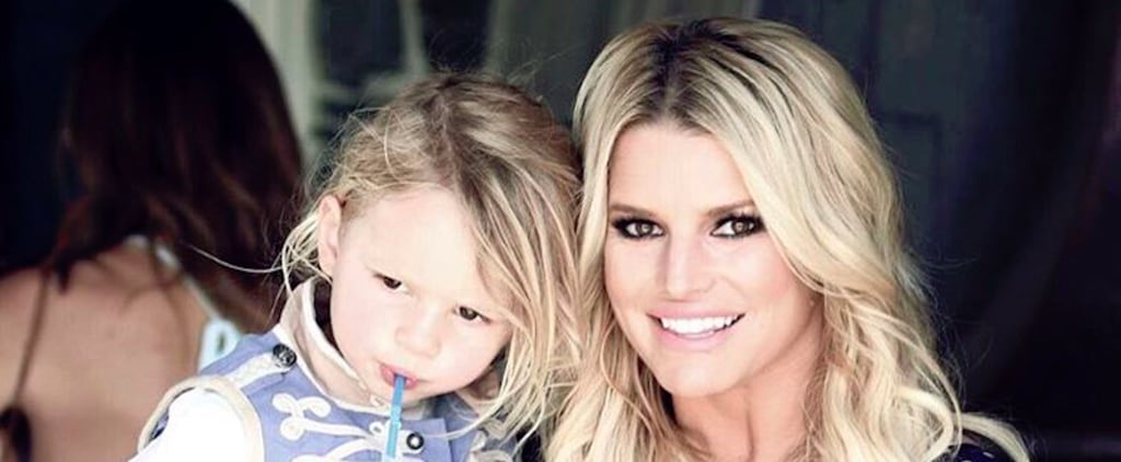 Jessica Simpson's Son Is Clearly the Apple of Her Eye