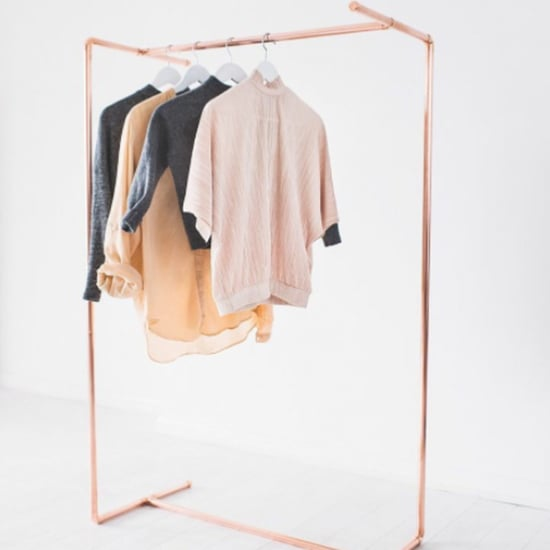 How to Style a Clothing Rail