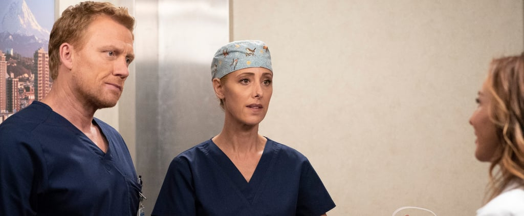 Grey's Anatomy Season 15 Winter Finale Recap