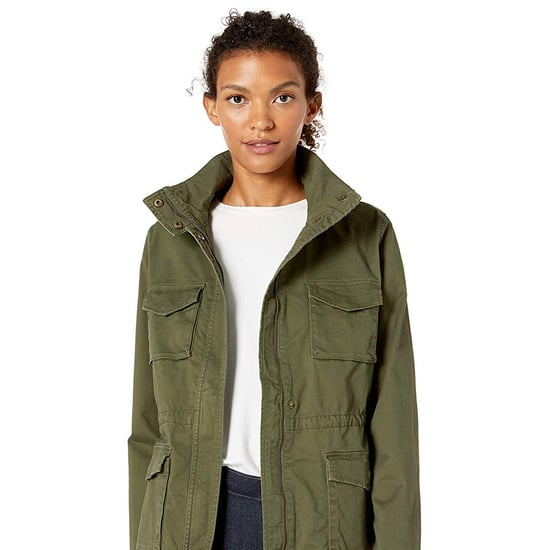 How to Style a Women's Utility Jacket