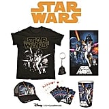 Star Wars (A New Hope) Showbag ($25) Includes:  T-shirt  Tumbler  Wall print