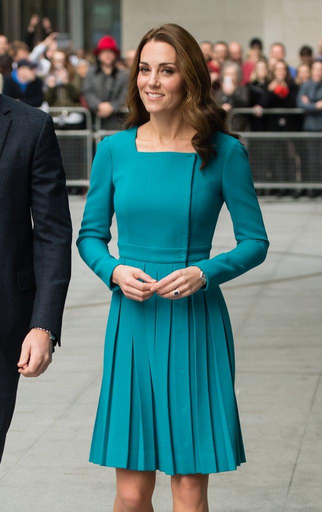 Elizabeth Auto Sales >> Kate Middleton's Emilia Wickstead Dress November 2018 ...
