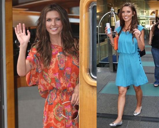 Photos of Audrina Patridge Arriving in Sydney, Australia