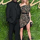 Edward Enninful and Anna Ewers