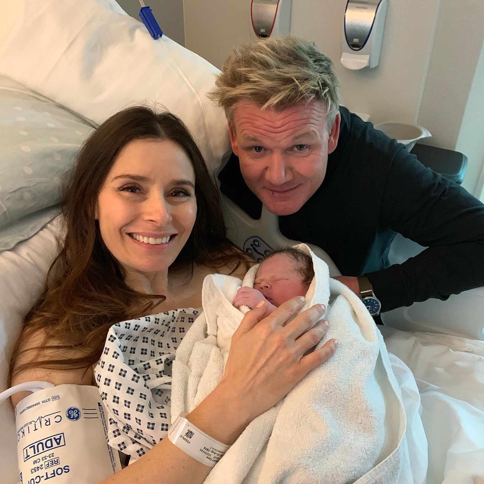 What Is Gordon Ramsay's Fifth Child's Name? | POPSUGAR Family