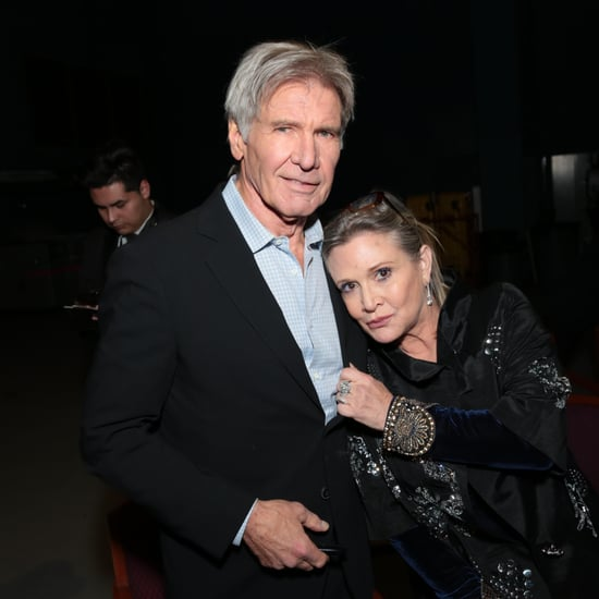 Harrison Ford Quotes About Carrie Fisher's Heart Attack 2016