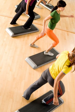 Benefits Of Step Aerobics Popsugar Fitness