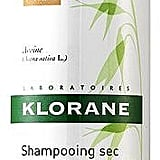 The French Classic: Klorane Tinted Dry Shampoo with Oat Milk