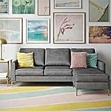 Novogratz Chapman Sectional Sofa