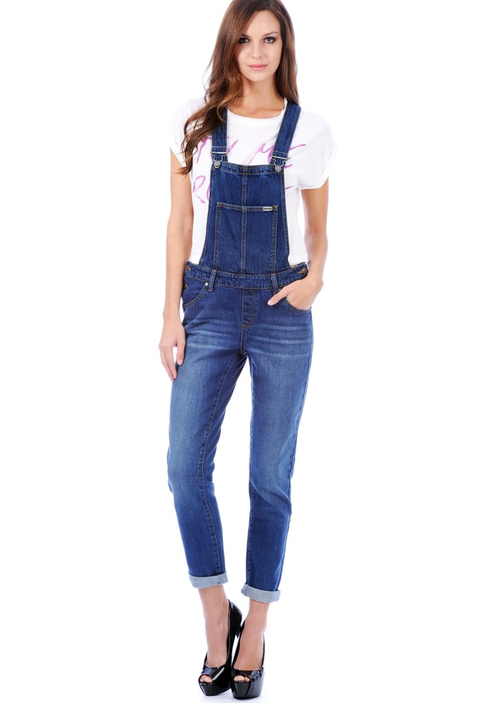 "Buffalo David Bitton ""Ashley"" overalls ($99)"