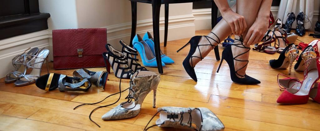 كيف تجعلين حذاء الكعب مريحاً أكثر