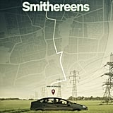 """The poster for the """"Smithereens"""" episode ties in a lot of themes: an Uber driver gone rogue, the """"end of the route"""" for someone, and a car that seemingly skidded into a field somewhere. The episode — which stars Andrew Scott, Damson Idris, and Topher Grace — is about """"a cab driver with an agenda"""" who ends up as the """"center of attention on a day that rapidly spirals out of control."""""""