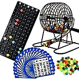 Regal Games Deluxe Bingo Cage Game Set
