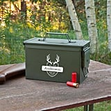 Personalized Genuine Metal Ammunition Box