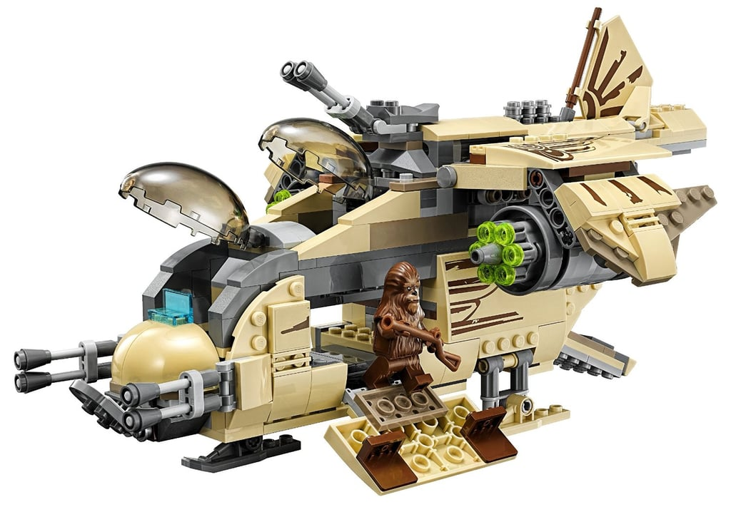 Lego Star Wars Wookiee Gunship