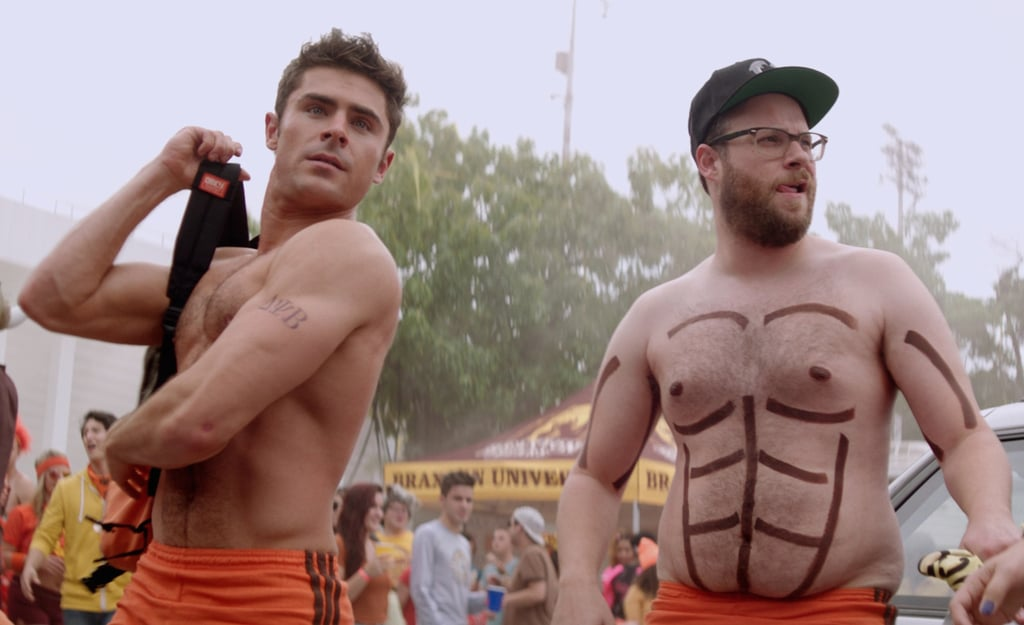 Zac Efron, Neighbors 2: Sorority Rising