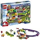 Lego Disney Toy Story 4 Carnival Thrill Coaster Set