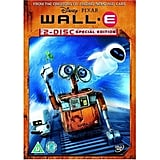 Wall-E on DVD