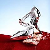 Captain Phasma-Inspired Christian Louboutin Shoes