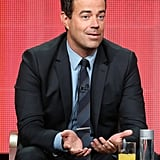 Carson Daly came to talk about The Voice.