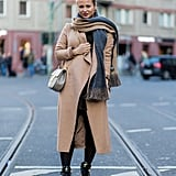 The Shift to Neutrals Like Camel or Khaki