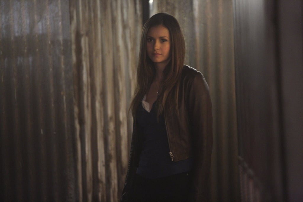 elena on the vampire diaries pictures popsugar entertainment. Black Bedroom Furniture Sets. Home Design Ideas