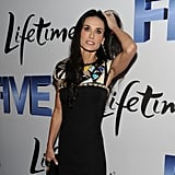 Demi Moore at Five premiere in NYC.