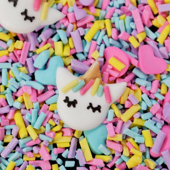 DIY Unicorn Sprinkles