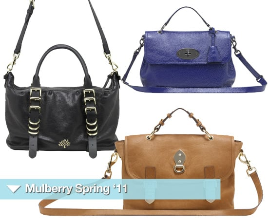 cc5705c42d Last season's Lily is back in a new colour palette including pink |  Mulberry Spring 2011 Handbags | POPSUGAR Fashion UK Photo 5