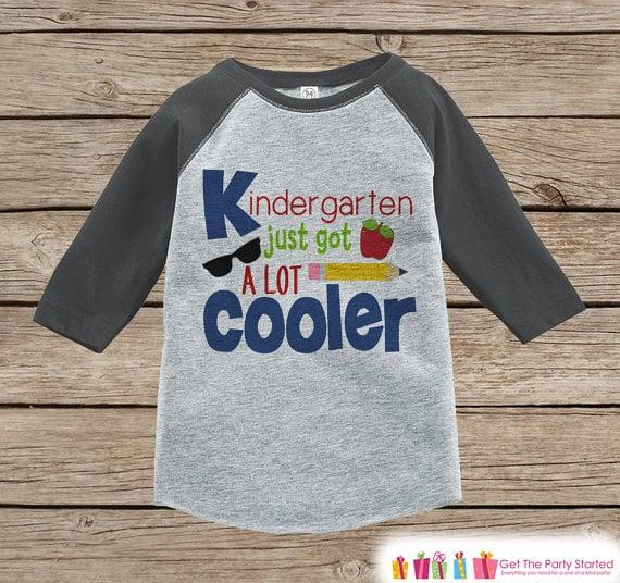 Kindergarten Just Got a Lot Cooler
