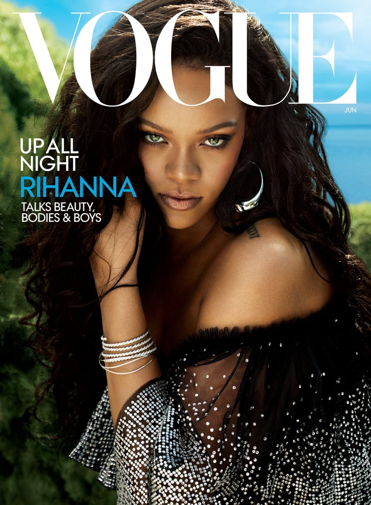 Rihanna's Vogue Cover June 2018