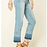 Forever 21 Gradient Denim Pants ($20)